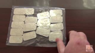 Avoid These Fake Silver Bars! We show you how!