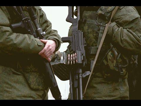 Ukraine Russian troops in Crimea 2014 HD
