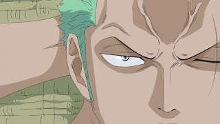 One Piece - Zoro's speech on Kaido