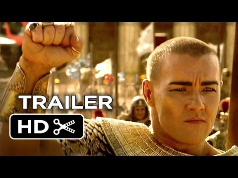 Exodus: Gods and Kings TRAILER 1 (2014) - Joel Edgerton, Ridley Scott Biblical Epic Movie HD