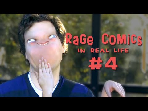 Rage Comics - In Real Life 4