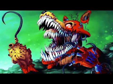 NEW ANIMATRONIC TWISTED FOXY REVEALED! | Five Nights at Freddys The Twisted Ones (NEW FNAF Teaser)