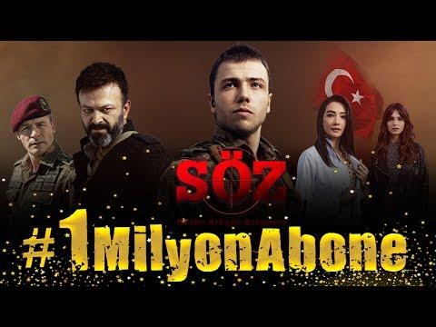 Söz | #1MilyonAbone 'ye Teşekkürler!
