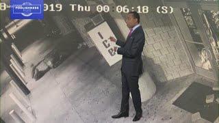 Foolishness Files: 'Bobcat burglar' is so clumsy, he has a blooper reel