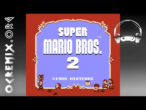 OC ReMix #1466: Super Mario Bros. 2 Gypsy Jazz Overworld BGM...