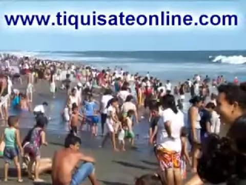Tiquisate Sabado de Gloria Playa El Semillero