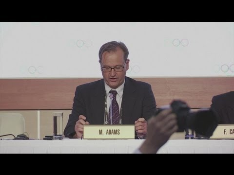IOC announce shortlist of new sports for the 2020 Olympic Games