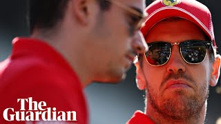 F1: Sebastian Vettel and Charles Leclerc react to Ferrari disobedience