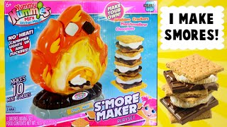 Yummy Nummies Smores Food Maker - How to Easily Make a S