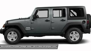 2015 JEEP WRANGLER UNLIMITED Jackson, MS FL540710