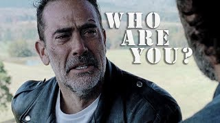 Negan    Who Are You?