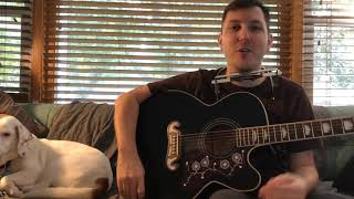 (2229) Zachary Scot Johnson Take Time To Know Her Percy Sledge Cover thesongadayproject John Hiatt