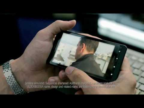 VERIZON DROID X EAGLE EYE COMMERCIAL PROBLEM