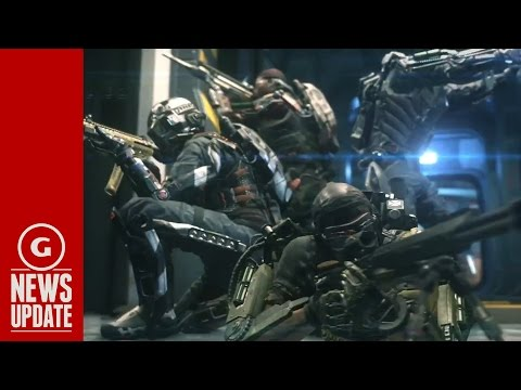 Four Player Co-Op in Call of Duty: Advanced Warfare Revealed