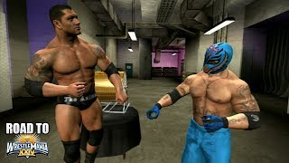 WWE SmackDown vs Raw 2009 - Road To Wrestlemania Ep 3 - ROYAL RUMBLE MATCH!!