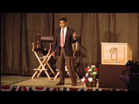 "Dinesh D'Souza at Copper Spring Ranch - ""What Shall We Do?"""