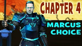 Shadow Fight 3 Update 1.9. Chapter 4. I CHOSE MARCUS! Defeating Northerner and Scavenger.