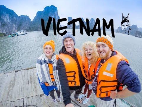 Ho Chi Minh City | Cu Chi Tunnels | Hoi An | Ha Long Bay- Kinging-It Vietnam Vlog Ep. 11