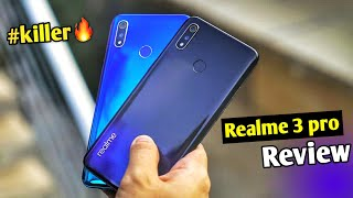 Realme 3 pro review | A perfect killer of Redmi note 7 pro! 64MP camera feature