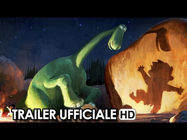 The Good Dinosaur Trailer Ufficiale V.O. (2015) HD