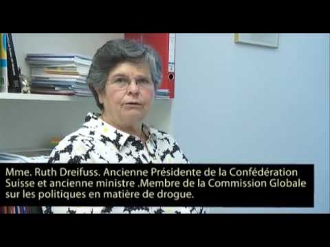 Message from Ruth Dreifuss (In French)