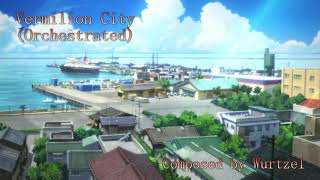 Pokemon Red/Blue/Yellow - Vermilion City (Orchestrated)