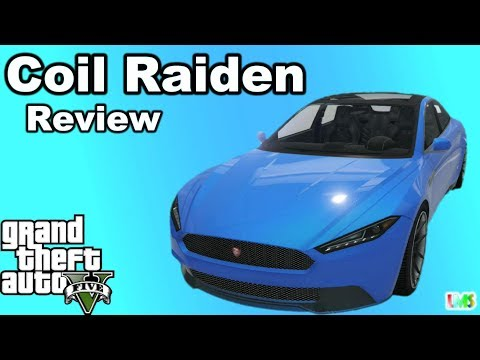 GTA 5 Online: Coil Raiden Review