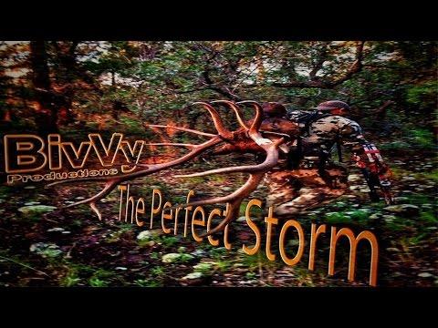 The Perfect Storm  (elk Hunt 2014) video