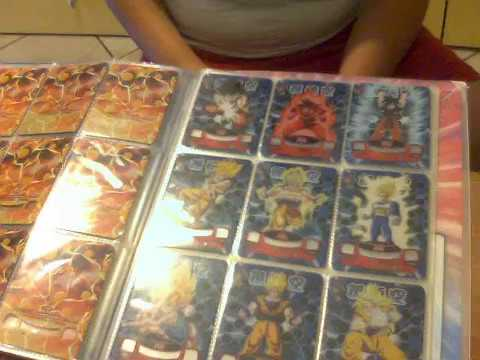 lamincards dragon ball z super 3d