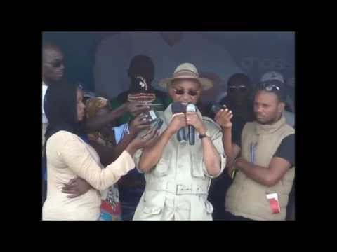 Cellou à Tougué, Koubia et Mali (Reportage de Tatv)