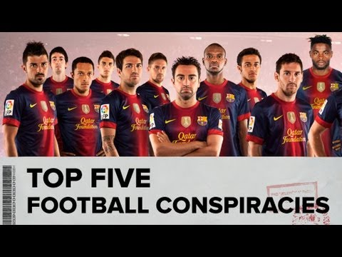 Top 5 Football Conspiracies