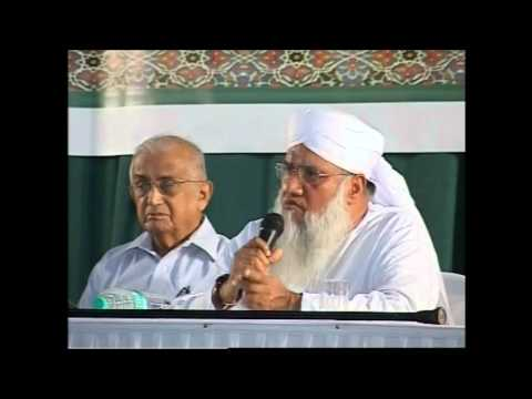 Salam: We Salute Those Who Kept Alive key Note Speech By Maulana Khalil-ur-rahman Sajjad Nomani video