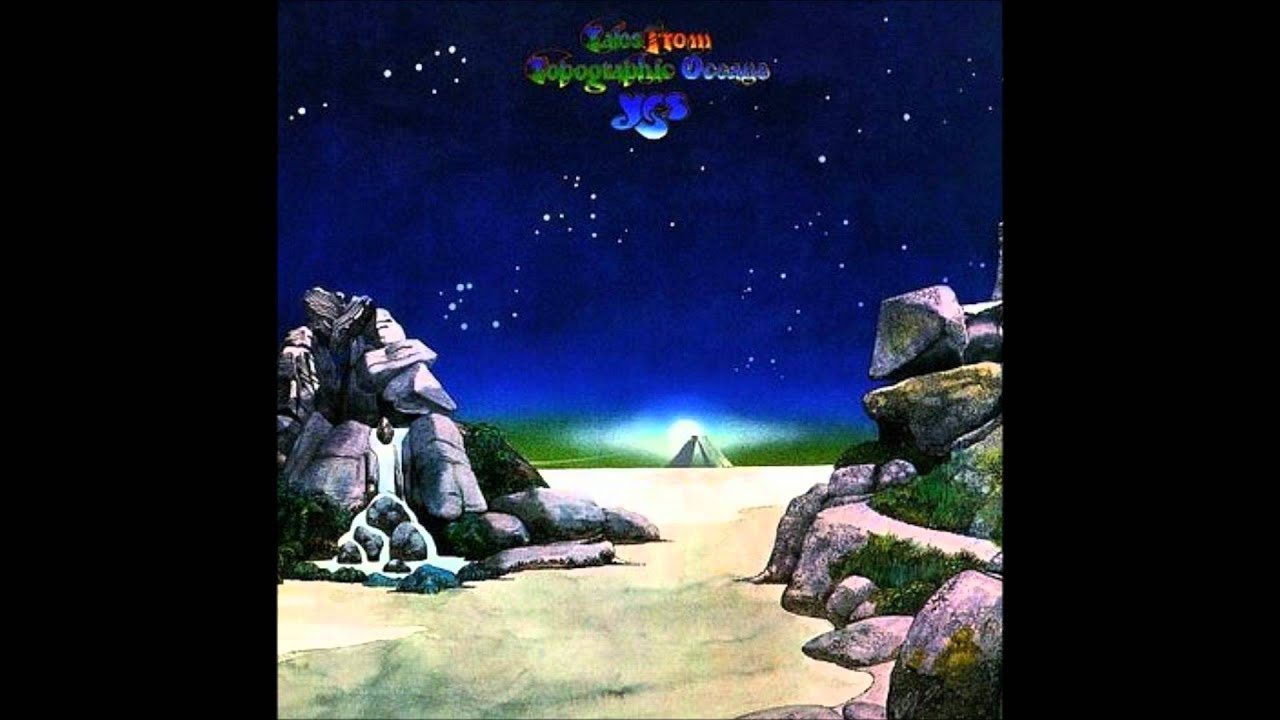 Tales Of Topographic Oceans Tour