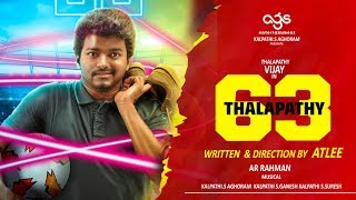 SECRET Behind Vijay's Character Name Micheal in Thalapathy 63