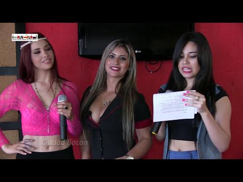 CIUDAD BACAN Sabado 15 Nov  2014 Rosita Peñaherrera Sexy