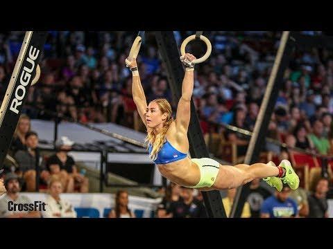 The CrossFit Games - Individual Amanda .45