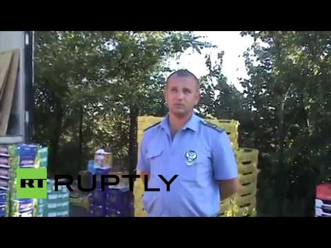 Russia: Crimean authorities start to destroy illegal imports from EU