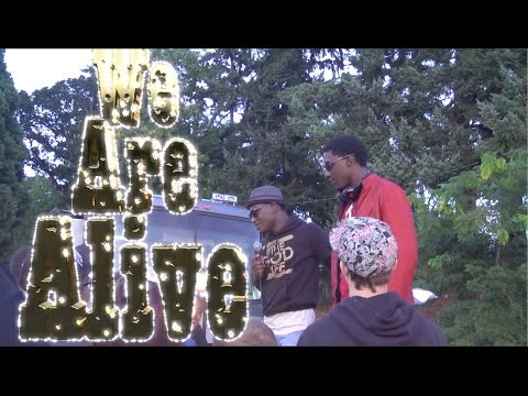 Yung Honore, Jentrell Glover, Kidd Los - WE ARE ALIVE - Fan Made - Extreme Tour