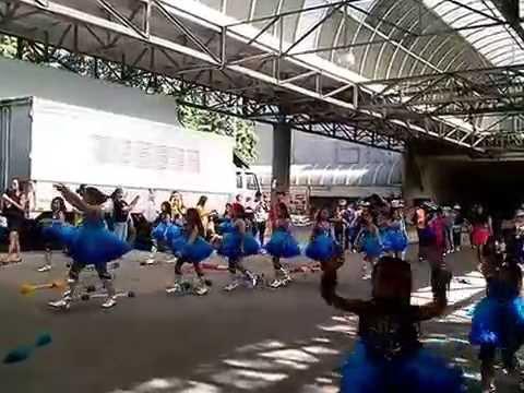 Cagayan de Oro City Fiesta 2014 - CCS Drum & Lyre Showdown