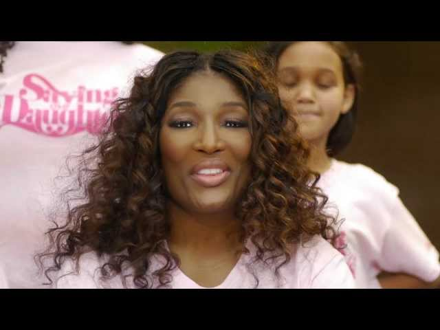 SWV NEW PSA to support their Saving Our Daughters