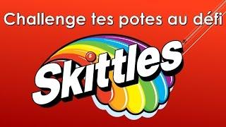 Challenge Skittles 2017 nouveauté bonbons