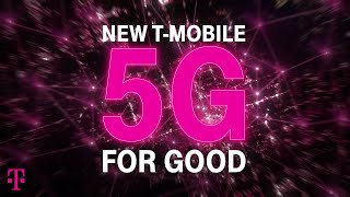 New T-Mobile Un-carrier 1.0: 5G For Good | T-Mobile & Sprint Merger