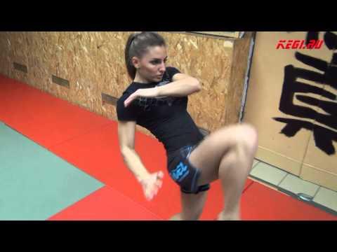 MMA-KEGI: Alexandra Stitch Albu workout (made by kendziro)