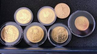 My First 1/4 Oz American Gold Eagle
