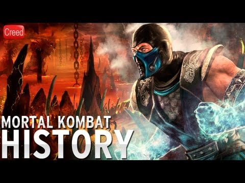 History Of - Mortal Kombat (1992-2013) video