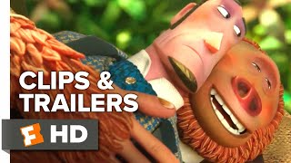 Missing Link ALL Clips + Trailers (2019) | Fandango Family