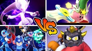 Super Smash Bros. Ultimate - Who has the Strongest Final Smash?