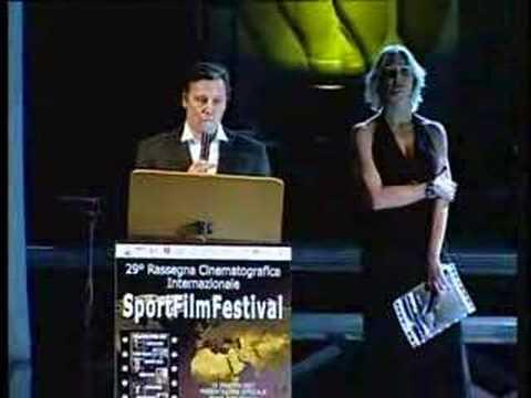 Sportfilmfestival 3° parte Serata di Gala