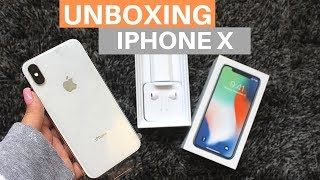 UNBOXING IPHONE X ♡ 2019