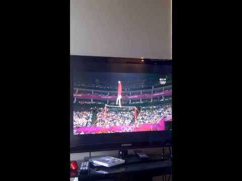 TV announcer slips the F Bomb ...